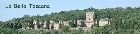 La Bella Toscana - places to stay in Tuscany